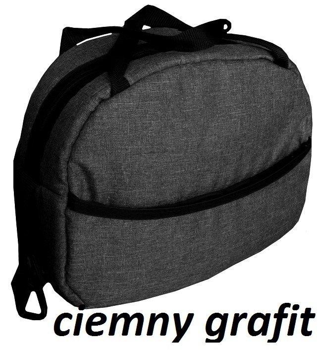 uniwesalna torba len- melange do wózków spacerowych i głębokich -NAPY !!!