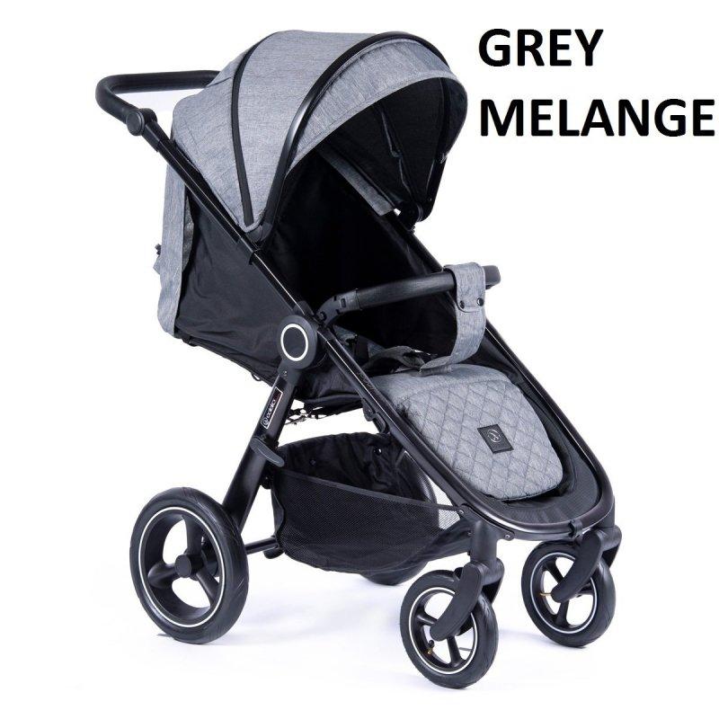 JOGGY 2021 wózek do 25 kg , 4 NOWE KOLORY 2021 STELAŻ CZARNY , KOŁA POMPOWANE Coletto