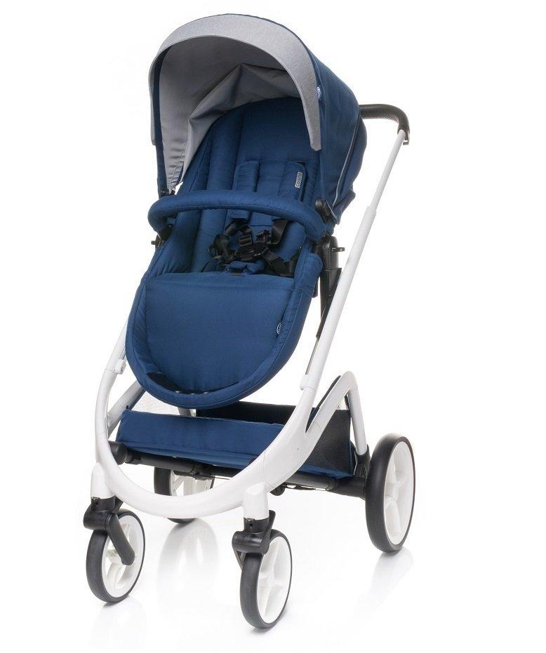 wózek uniwersalny COSMO ( gondola+ spacerówka) 4 BABY