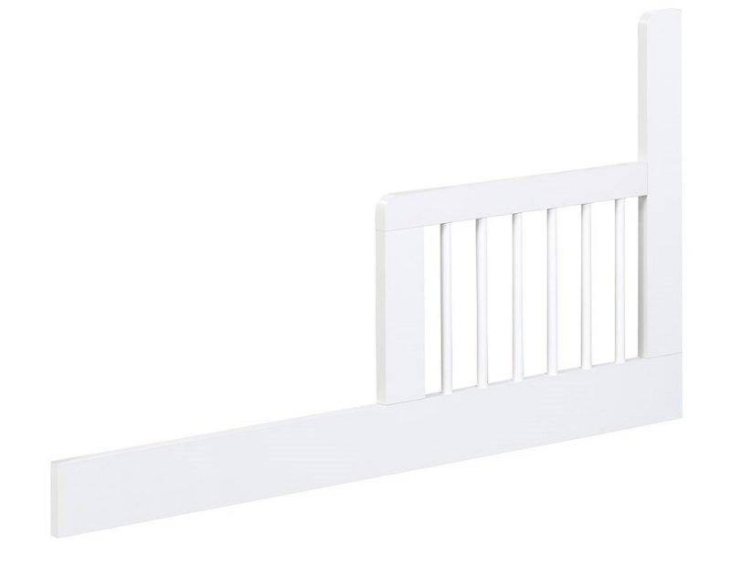 Łóżeczko SOFIE kolor BIAŁY 120/60  ( opcja barierka boczna ) KLUPŚ