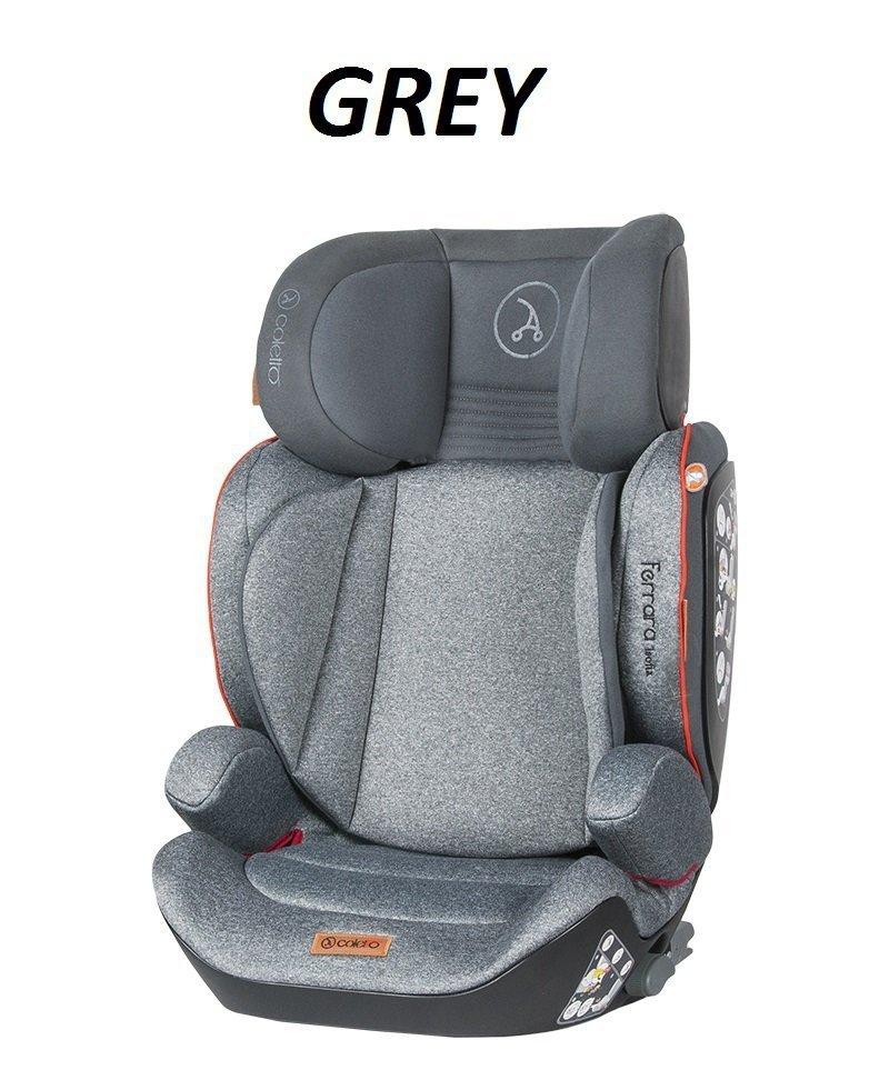 promocja@ fotelik samochodowy 15-36kg FERRARA ISOFIX COLETTO