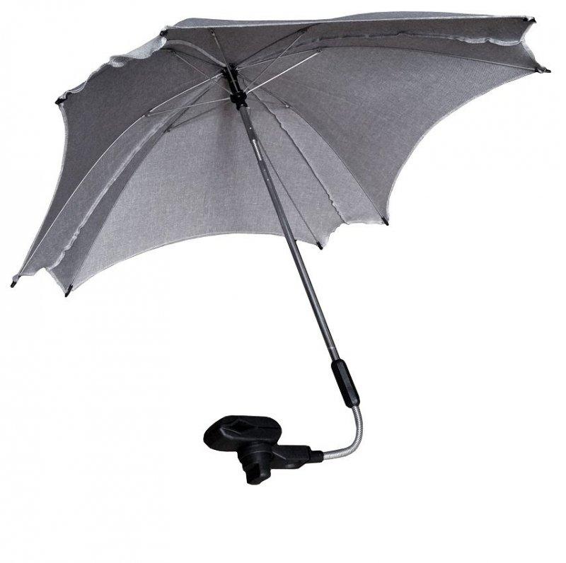 parasolka kwadratowa len ( melanż) 4 KOLORY