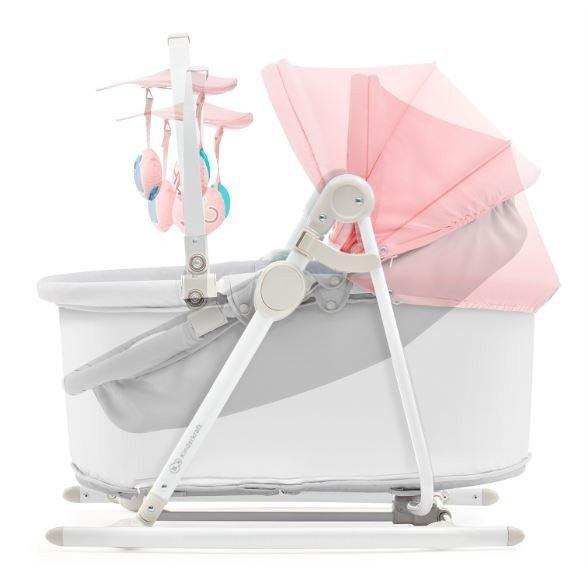 Bujaczek UNIMO 5w1  Kinderkraft kolor różowy.