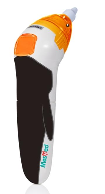 Elektroniczny aspirator do nosa MesMed PingwiNosek