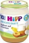 Hipp Bio Deser Jogurt Banan Jabłko Morela 160g 10m