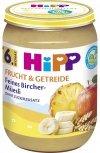 Hipp Bio Musli Zboża Ananas Banan Jabłko 6m 190g