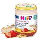 HIPP BIO Musli Jogurtowe na śniadanie z truskawkami 10m