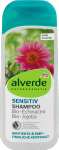Alverde Wegański szampon Sensitive Echinacea Jojoba 200ml