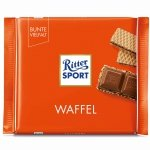 Ritter Sport Waffel Czekolada z Wafelkami 100g