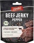 Jerky Beef Bio Suszona Wołowina Z Pieprzem25g