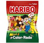 Haribo Żelki Mini Color Rado Mieszanka smaków 175g