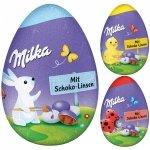 Milka Czekoladowe Jajko z Drażetkami Grzechotka 50 gr