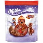 Milka wigilijne kulki czekoladowe karmelki Daim 86g