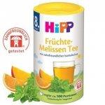 Hipp Herbatka Owocowa Melisa Mango z Izomaltulozą 8m 100 porcji