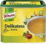m-din Knorr Delikatess Bruhe czysty rosół na 16 litrów