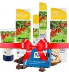Alverde Prezent Naturalnych Kosmetyków Jagody Goji 30+