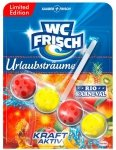 WC Frisch Niemieckie kulki WC Karneval odkamieniające Limitowana Edycja