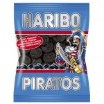 Haribo Piratos żelki z lukrecji Lukrecja Monety