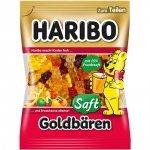 Haribo Żelki złote misie z sokiem owocowym mix 175g