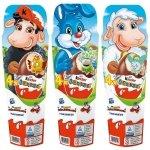 Kinder Mix Jajko Wielkanocny zestaw Niebieski