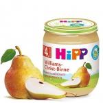 HIPP BIO Willams Christ Gruszka przecier owocowy 100% 125g 4m