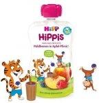 Hipp Hippis 100% Owoce Owoce Leśne Jabłko Brzoskwinia 100g