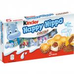 Ferrero Kinder Happy Hippo Cacao Hipcio Batoniki 5szt