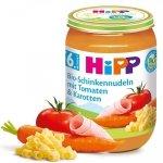 Hipp Bio Szynka Makaron Pomidor Marchew 6m 190g