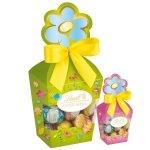 Lindt Świąteczne Pudełko Z mini Jajeczkami Wielkanocnymi