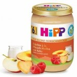 HIPP BIO Melba z Brzoskwiń z Keksem i Jogurtem 190g 6m