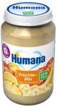 m-din Humana BIO 100% Ananas Pomarańcza Banan