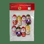 Wintertraum Czekoladowe figurki świąteczne postacie 100g