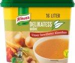 Knorr Delikatess Bruhe Bulion rosół instant 16 litrów