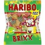 Haribo Brixx żelki Kostki Kwaśne Owocowe 200g