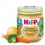Hipp Bio Zupka Kremowa z Warzyw 8m 200g