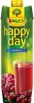 Rauch Happy Day Żurawina Naturalny Sok Niemcy