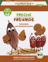 Freche Frende BIO Ciasteczka Kakaowe Z Daktylami 125g