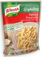 Knorr makaron z Prosciutto w sosie śmietanowym