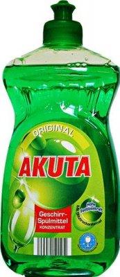 Akuta Original koncentrat do mycia naczyń zielona