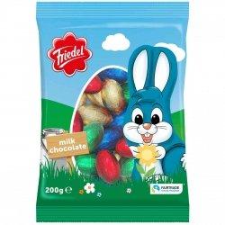Friedel Wielkanocne Jajka Mleczna Czekolada 200g