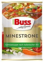 Buss Włoska Zupa Minestrone Z Warzywami DE