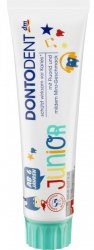 DontoDent Junior Pasta do ząbkow stałych 6+