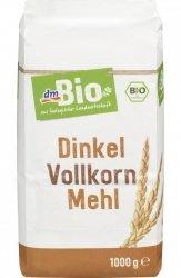 BIO Ekologiczna Mąka Orkiszowa Razowa 1 kg