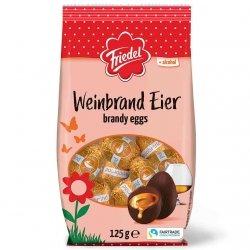 Friedel Wielkanocne Jajka Pralinki krem  Brandy