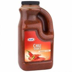 Kraft Bull's Eye Chili Sauce Oryginalny Sos Amerykański 2l