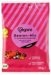 Veganz BIO Mix Owoców W Ciemnej Czekoladzie Wegan