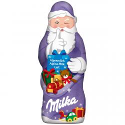 Milka Wigilijny Czekoladowy Mikołaj Święta Choinkę 175g