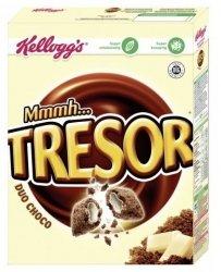 Kellogg's Tresor Poduszki Z Białą Czekoladą Do Mleka