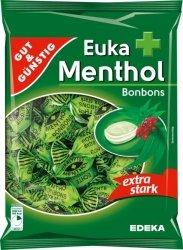 GG Cukierki  o Smaku Miętowo Eukaliptusowym 250g