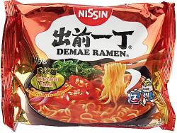Demae Ramen Japoński Makaron Zupa Spicy 100g